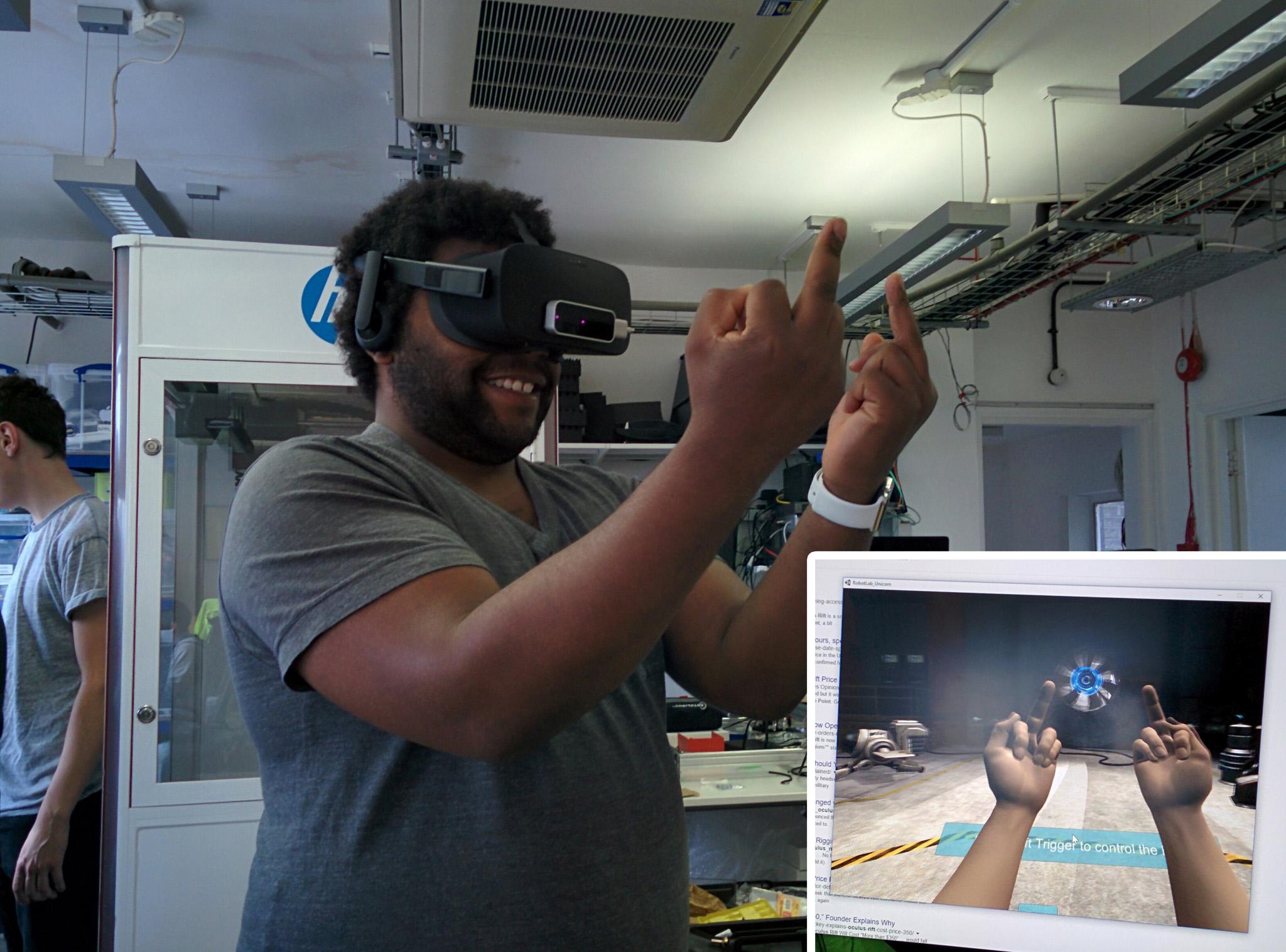 Time for VR   Daniele Olivieri