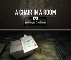 A Chair in a Room VR Game - Android - Daniel4d