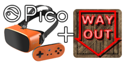 Poco Neo and Way Out VR